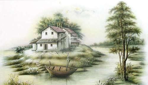 نقاشیهای حرفه ای و بسیار زیبا