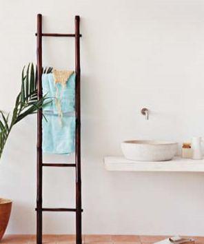 استفاده های جالب از نردبام در دکوراسیون منازل!