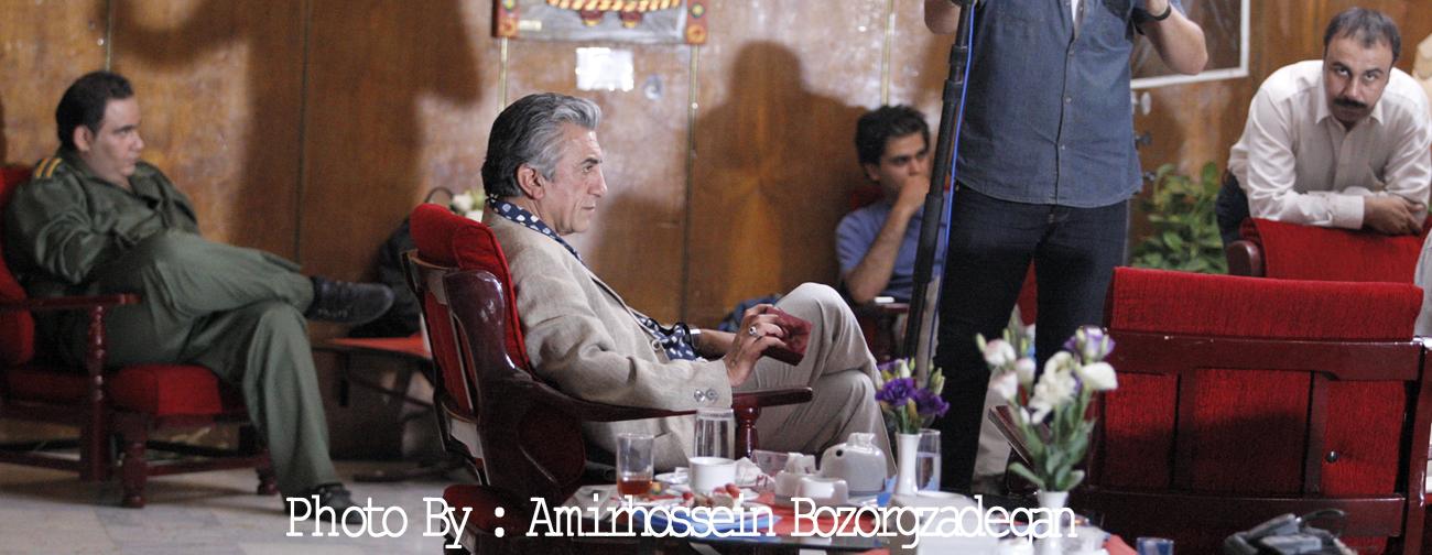 عکسهایی از فیلم نیش و زنبور با حضور مریلا زارعی و الیزابت امینی