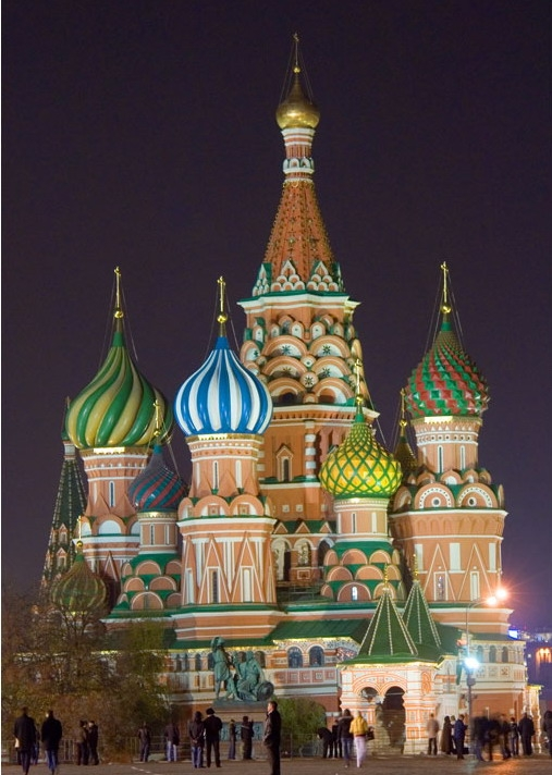 عجایب هفتگانه روسیه (تصویری)