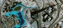 نقشهای از بلندترین ساختمانهای زمین