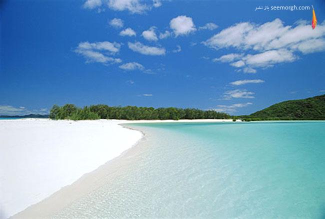 عکسهایی از زیباترین سواحل جهان!