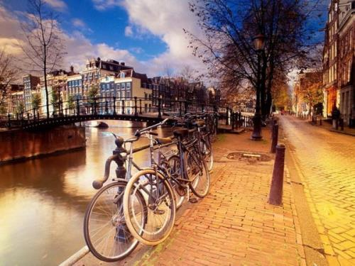 عکسهایی از شهرهای رنگارنگ جهان