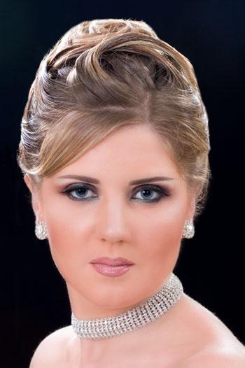 جدید ترین مدلهای شینیون مو (تصویری) ، www.taknaz.ir