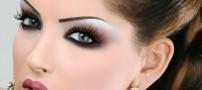 مدل های جدید آرایش و شینیون خلیجی