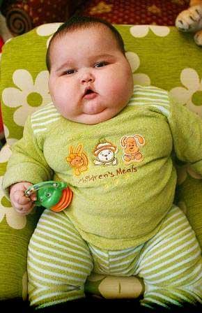 عکس های از نوزاد ۲۰ کیلویی تهرانی!! ، www.pixnaz.info