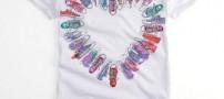 مدل های جدید تی شرت دخترانه 2010