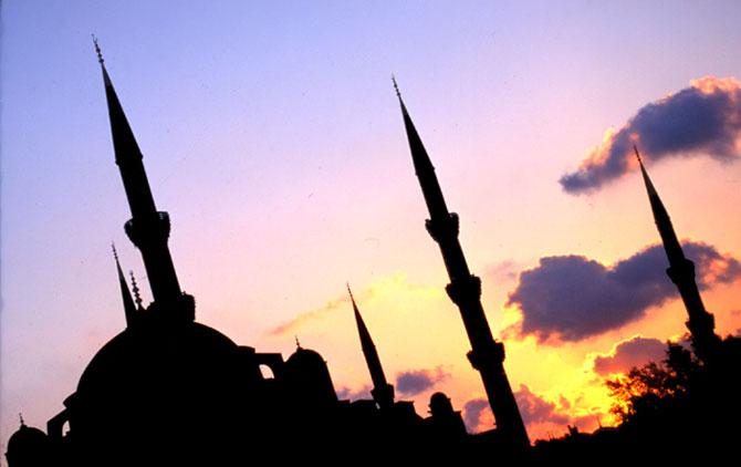 دیدنی های ترکیه به روایت تصویر