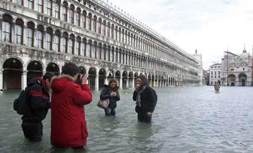 عکسهای ونیز شهری رویایی بر روی آب