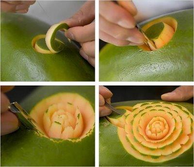 میوه و سفره آرایی به روایت تصویر