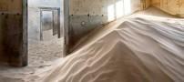 عکسهای خانه متروکه ای شبیه صحرا