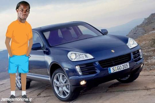 اتومبیل بازیکنان مشهور فوتبال (+عکس)