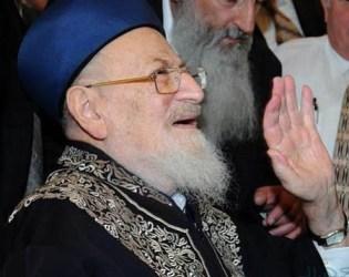 تجاوز بزرگترین خاخام اسراییل به چند کودک