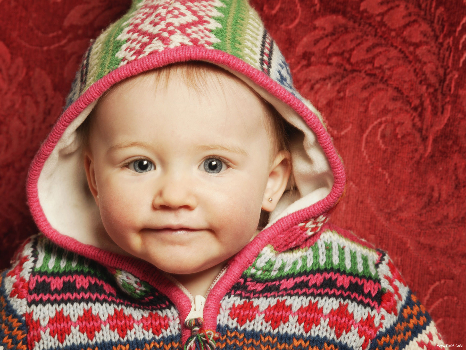عکسهایی زیبا از نوزادان بسیار ناز