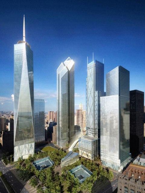 طراحی باور نکردنی از ساختمان های مدرن