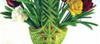 طراحی های زیبا و شگفت انگیز با هندوانه