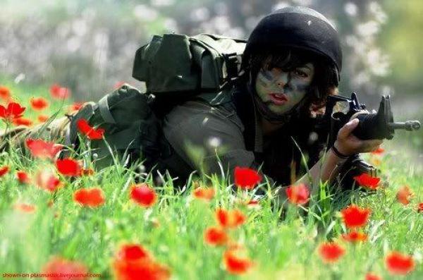 عکس هایی بسیار جالب و دیدنی از زنان جنگجو