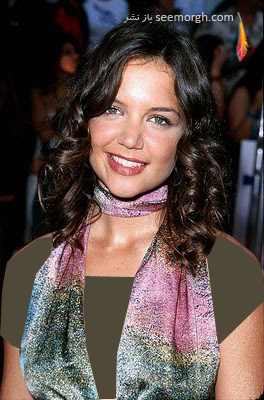مدلهای مختلف موی کتی هولمز از سال 1997 تا 2010