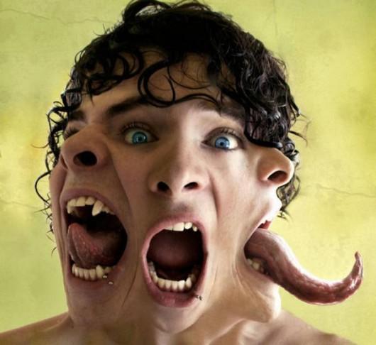 عکس های جالب و دیدنی از فتوشاپ های عجیب