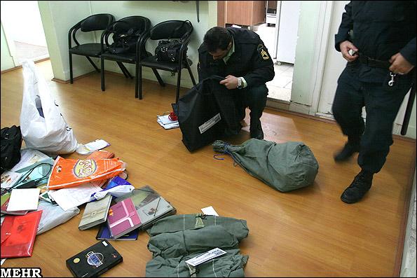 عکس هایی از دستگیری اعضای شرکتهای هرمی