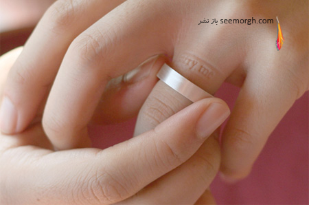 تصاویری از انگشترهای بسیار جالب و عجیب