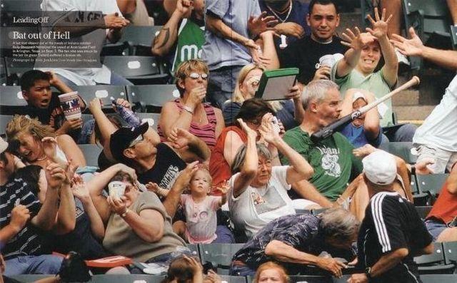 عکس های بامزه و خنده دار از دنیای ورزش
