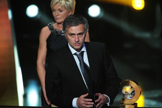 بهترین مربی فوتبال جهان در سال 2010