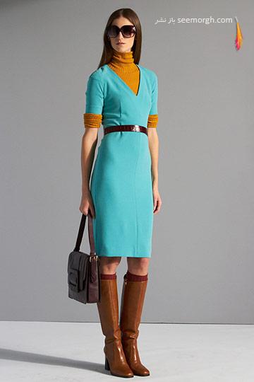 Фото Elena Miro весна-лето 2012, одежда для полных девушек. Мода