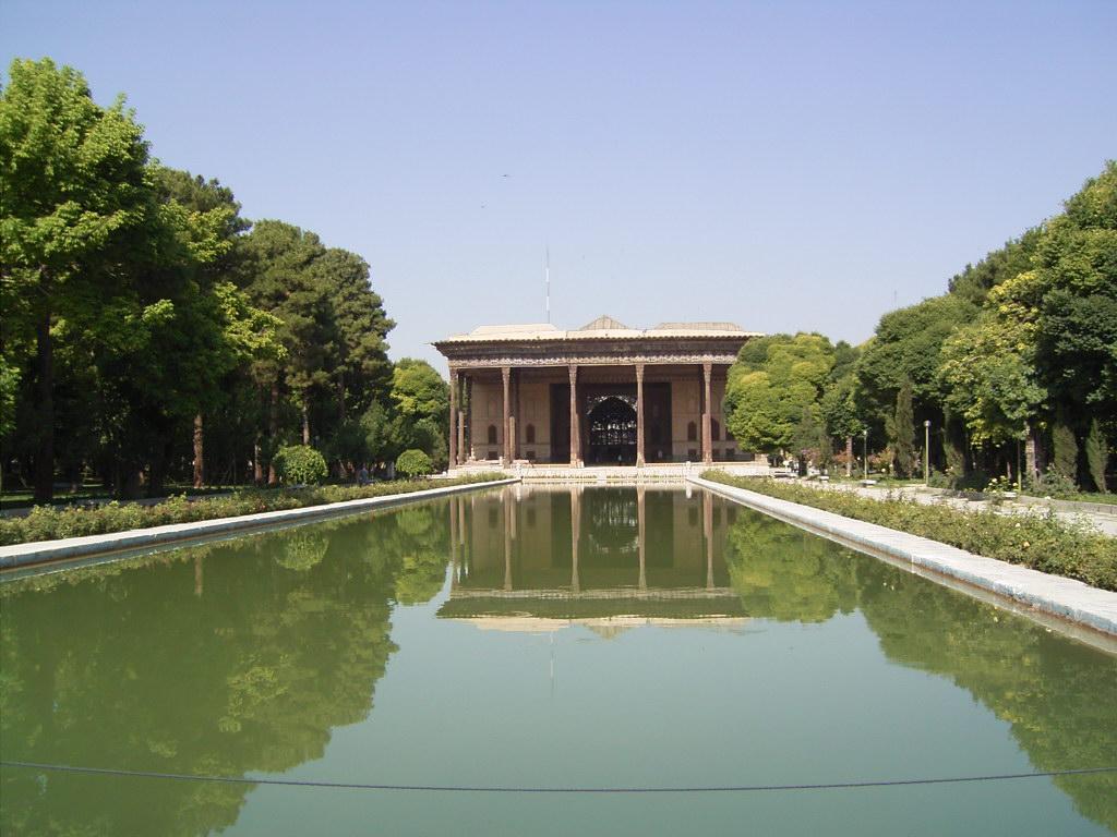 گزارش تصویری از شهر بسیار زیبای اصفهان