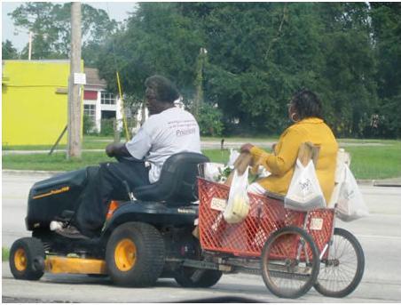 عجیب ترین و خنده دار ترین وسایل حمل و نقل دنیا