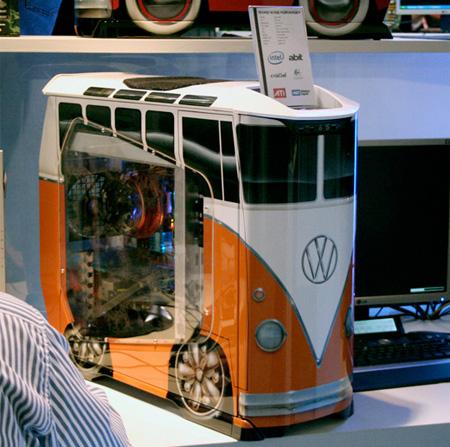 عجیب ترین و زیبا ترین کیس های کامپیوتر دنیا