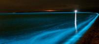 عکس هایی دیدنی از پدیده ای فوق العاده در آب