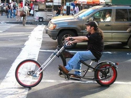 عکس هایی دیدنی ازعجیب ترین دو چرخه های جهان
