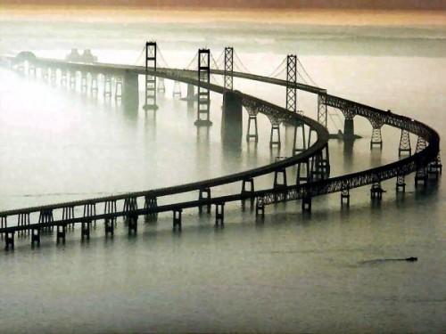 عکس هایی از خطرناک ترین پل های دنیا