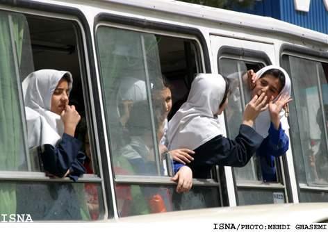 تفاوت جالب سرویس مدارس ژاپنی با ایرانی | www.irannaz.com