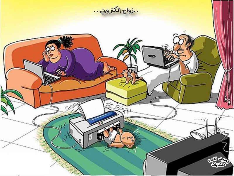 جدیدترین روش بچه دار شدن (طنز تصویری)