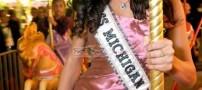 دختری عرب دوشیزه سال 2010 آمریکا (+عکس)