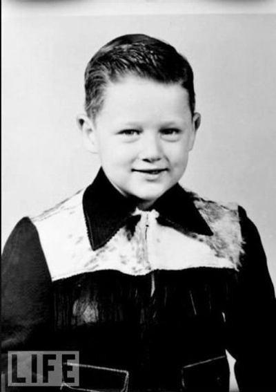 عکسهای کودکی و جوانی رئیس جمهورهای آمریکا