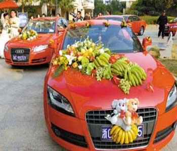عکس های جالب ترین ماشین عروس های دنیا