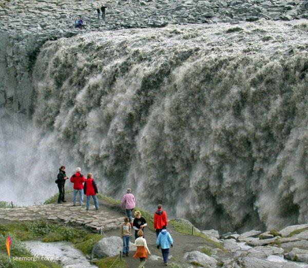 عکس هایی فوق العاده از زیباترین آبشارهای جهان