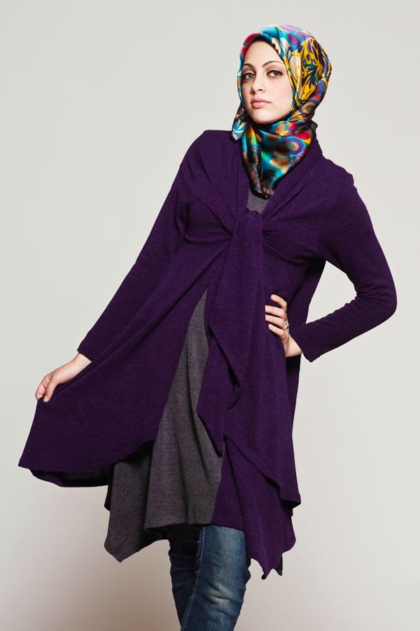 جدیدترین مدل های لباس زنانه اسلامی
