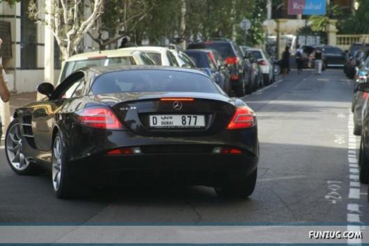 ماشین های لوکس منطقه خلیج فارس (بجز ایران)