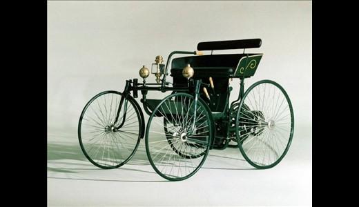 نخستین خودروهای جهان به روایت تصویر