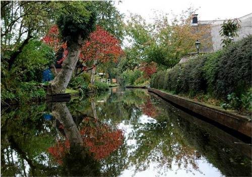 عکس های روستایی رویایی و بسیار زیبا در هلند