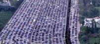 تفاوت باور نکردنی فرهنگ رانندگی در تهران و کالیفرنیا
