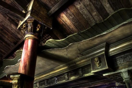 عکس هایی از ترسناک ترین رستوران دنیا