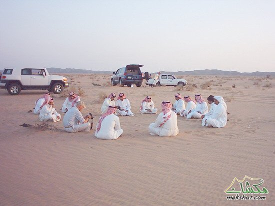 عکسهایی از تفریح باور نکردنی از نوع عربی