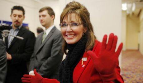 شباهت بسیار عجیب یک زن به سارا پالین !!