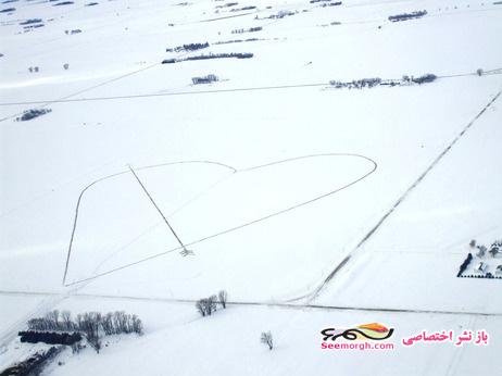 هدیه باورنکردنی یک کشاورز به همسرش | www.irannaz.com