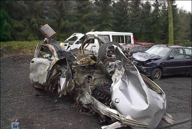 عکس هایی بسیار دلخراش از تصادفات جاده ای